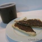 Carob Cashew Paste