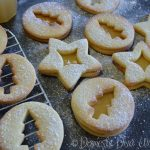 Domestic Diva-Vanilla Jam Cookies