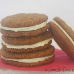 Malted Oat Cookies