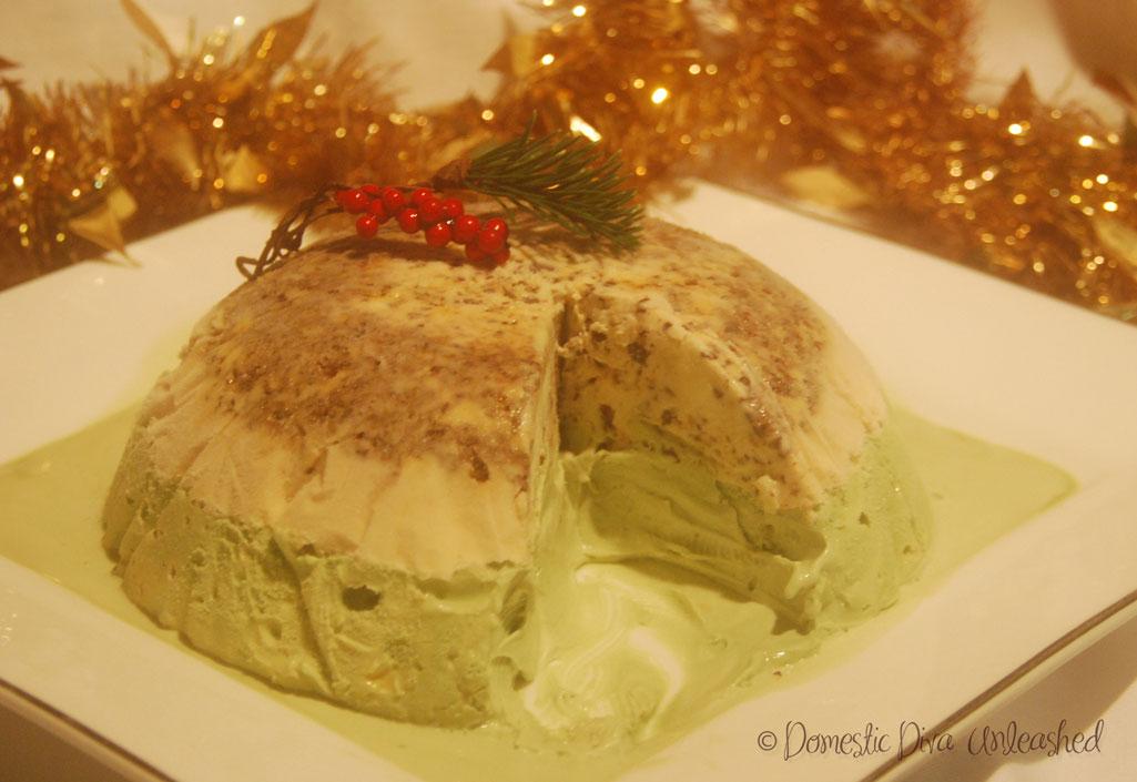 Ice Cream Bombe Domestic Diva Unleashed