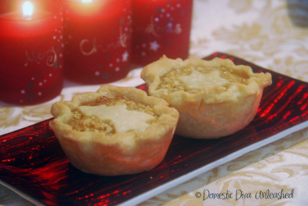 Domestic Diva - Pear Mince Pies