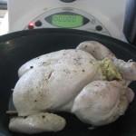 Vanilla Salted Chicken in the Varoma