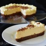 Domestic Diva - Irish Mocha Cheesecake