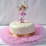 Domestic Diva: Fairy Ballerina Cake
