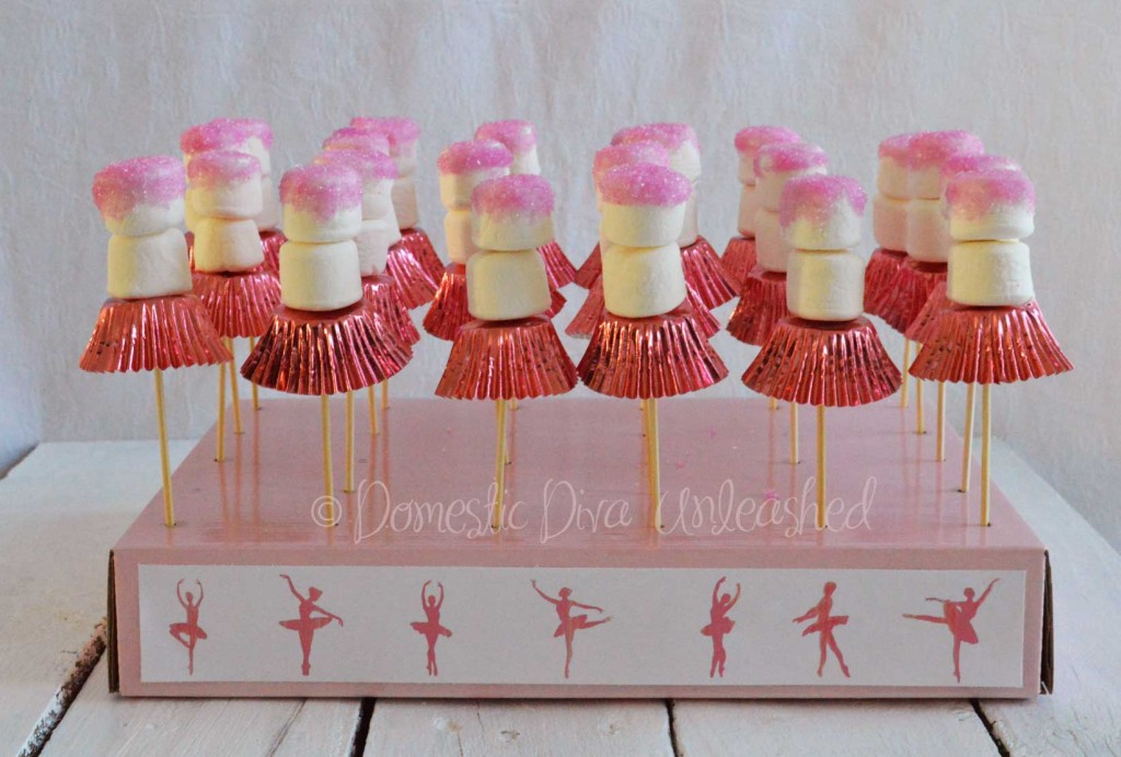 Domestic Diva- Marshmallow Ballerina Tutu's