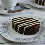 Domestic Diva -Carob Easter Egg Cakes