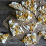 Domestic Diva - White Chocolate Bark