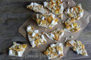 Domestic Diva - White Chocolate Bark