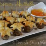 Domestic Diva - Christmas Meatballs