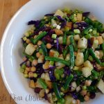 Domestic Diva: Bean Salad